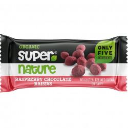Raisins secs enrobés chocolat framboise 40g