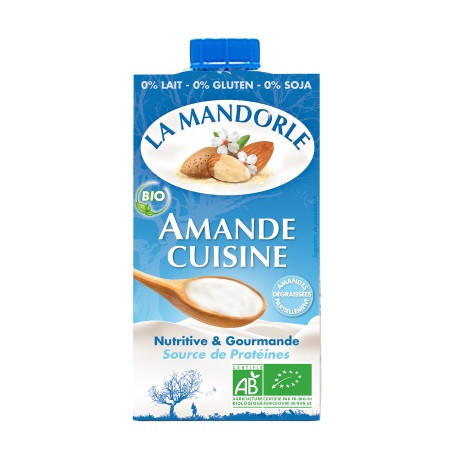 Amande cuisine 25cl