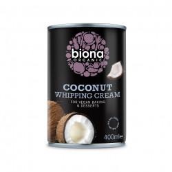 Crème de coco à fouetter 400ml