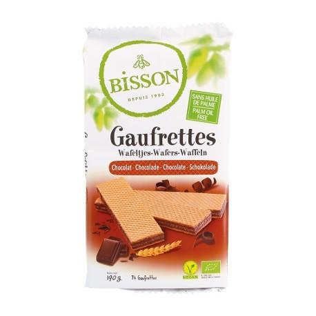 Gaufrettes au chocolat 190g