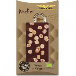 Chocolat noisettes 90g