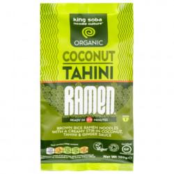 Nouilles ramen tahini ginger coco instantané 105g