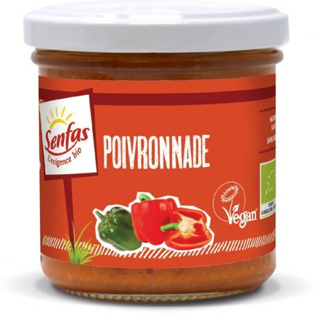 Tapas de tomates séchées au poivrons 90g