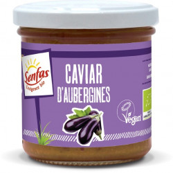 Caviar d'aubergine 135g