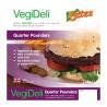 Burgers végétaux (maxi pack) 500g