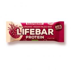 Lifebar framboise 47g