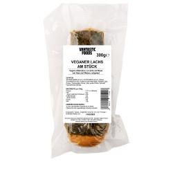 Filets végétaux façon saumon 300g