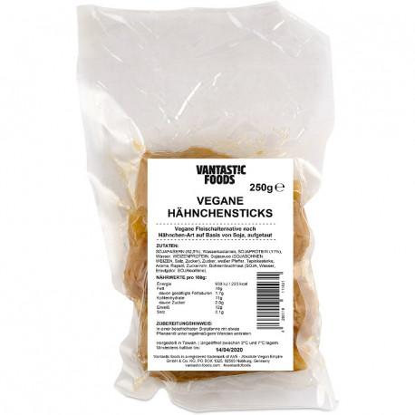 Morceaux végétaux façon cuisses de poulet 250g