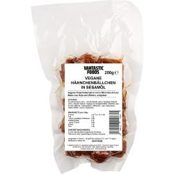 Boulettes végétales façon poulet au sésame 250g