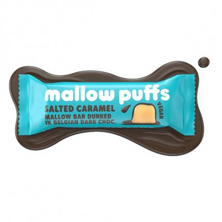 Barre mallows caramel salé enrobés de chocolat noi
