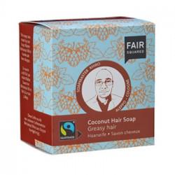 Savon coco cheveux gras 160g