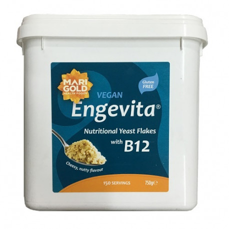 Levure enrichie en vitamine b12 maxi 750g