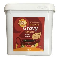 Sauce gravy instantannée en granules 2kg