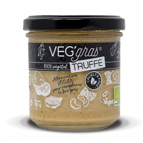 Veg'gras truffes 140g - Senfas