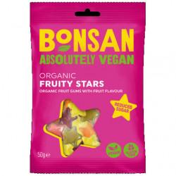 Bonbons fruity stars 50g