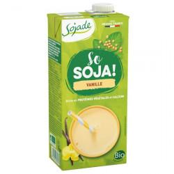 Boisson soja vanille 1L