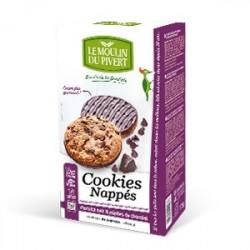 Cookies nappés chocolat noir 175g