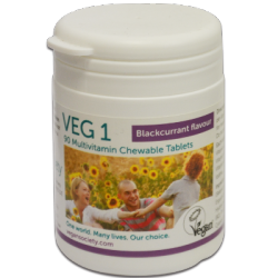 Veg 1 - 90 (B12 cyanocobalamine au cassis)