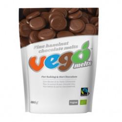 Boutons de chocolat vego 180g