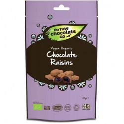 Raisins au chocolat cru 125g