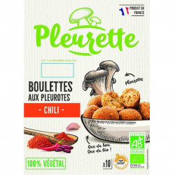 Boulettes pleurotes chili 150g