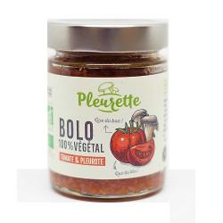 Sauce bolo tomates pleurotes 230g