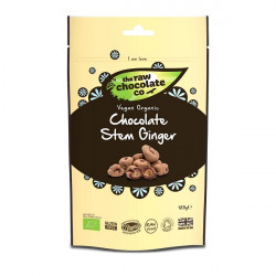 Gingembre au chocolat cru 125g