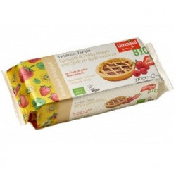 Tartelettes épeautre fruits rouges 270g