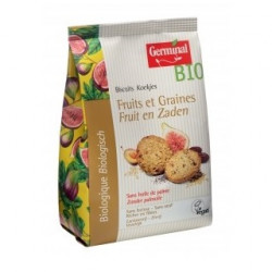Biscuits fruits et graines 250g