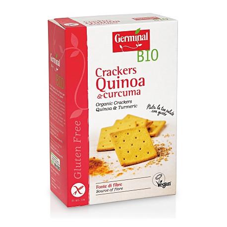 Biscuits quinoa curcuma 150g