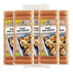 Veggy'vinzi weenies grand format 1Kg