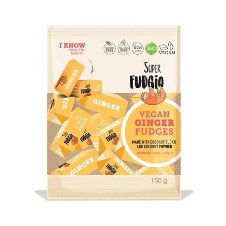 Super fudgio gingembre 150g