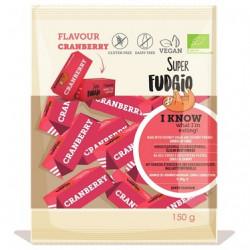 Super fudgio cranberry 150g