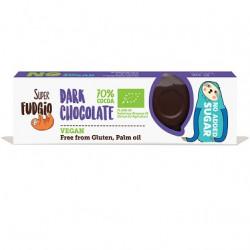 Barre chocolat noir 70% cacao 40g