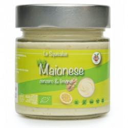 Mayonnaise gimgembre citron 200g