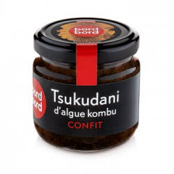 Tsukudani d'algue kombu 100g