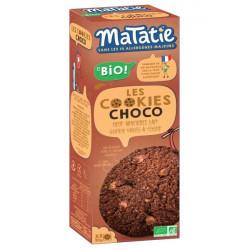 Cookies tout chocolat 160g