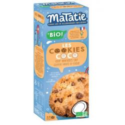 Cookies coco et pépites de chocolat 160g