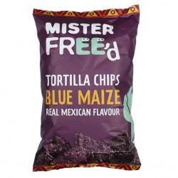 Chips Tortilla Maïs Violet 135g
