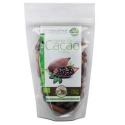 Fêves de cacao crues équitables 125g