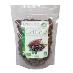 Fêves de cacao crues équitables 400g