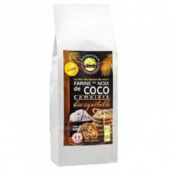 Farine de noix de coco complète équitable 400g