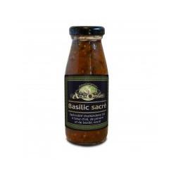 Sauce basilic sacré 200g