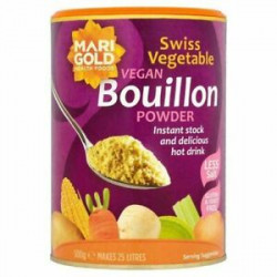 Bouillon de légumes allégé en sel 500g