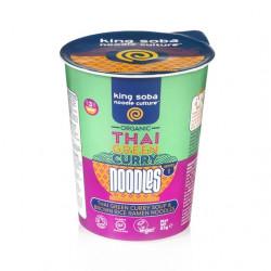 Cup nouilles ramen thai green curry instantané 85g