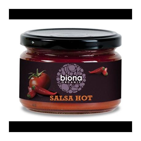 Sauce salsa au piment 260g