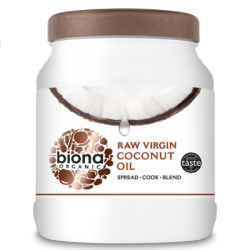 Huile de coco crue 1,2kg