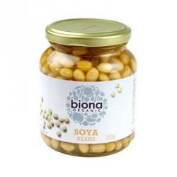 Haricots de soja jaune 350g