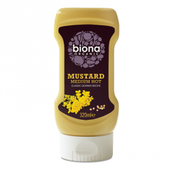 Moutarde douce 320ml