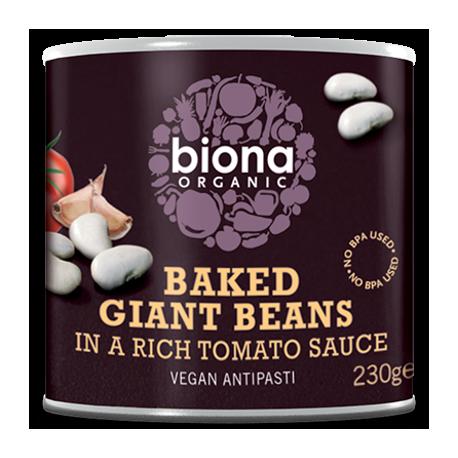 Fèves blanches à la sauce tomate 230g